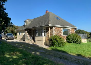 Thumbnail 4 bed detached house to rent in Tregavethan, Truro