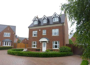 Thumbnail Detached house to rent in Allendale Road, Loughborough