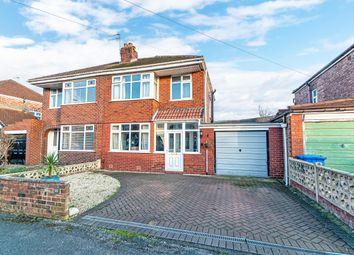 3 bed semi-detached house for sale in Derwent Road, Warrington WA4