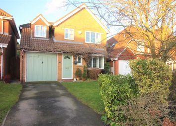Thumbnail 3 bed detached house for sale in Windermere Avenue, Ashby-De-La-Zouch