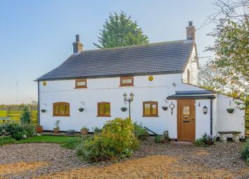 Thumbnail 4 bed detached house for sale in Fen Lane, Mablethorpe, Lincolnshire