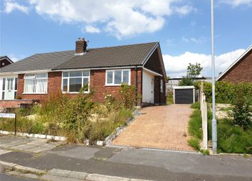 Thumbnail 2 bed bungalow for sale in Manley Crescent, Westhoughton, Bolton
