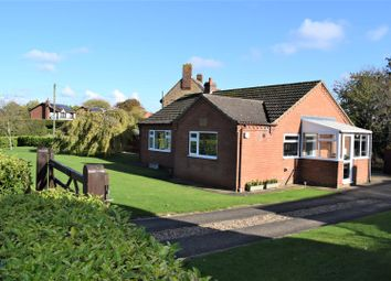 Thumbnail 2 bed bungalow for sale in West Street, North Kelsey, Market Rasen