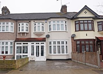 Thumbnail 3 bed terraced house for sale in Glenwood Drive, Romford