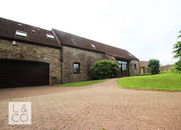 Thumbnail 5 bed barn conversion to rent in Talgarth Barn, Llanvaches