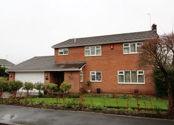 Thumbnail 4 bed property for sale in Stonewalls, Rossett, Wrexham