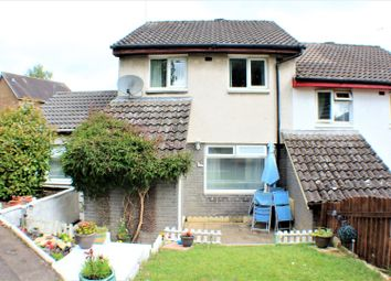 Thumbnail 3 bedroom end terrace house for sale in Kirkton Road, Cambuslang