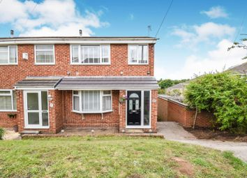 Thumbnail 3 bed end terrace house for sale in Bridgeacre Gardens, Coventry