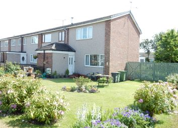 Thumbnail 2 bedroom end terrace house for sale in Wollenscroft, Stainburn, Workington