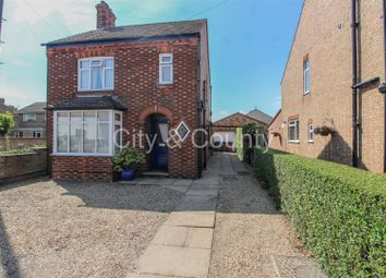 3 bed detached house for sale in West End, Whittlesey, Peterborough PE7