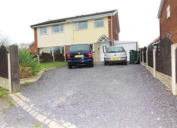 Thumbnail 3 bed property to rent in School Field, Bamber Bridge, Preston