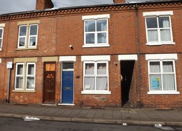 Thumbnail 3 bed terraced house to rent in Station Street, Loughborough