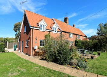 Thumbnail 3 bed cottage for sale in Old Hall Road, Dereham