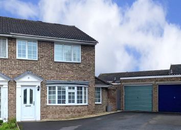 Thumbnail 3 bed semi-detached house for sale in The Laurels, Gillingham