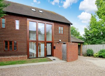 Thumbnail 4 bed barn conversion for sale in Beales Farm Road, Lambourn, Hungerford