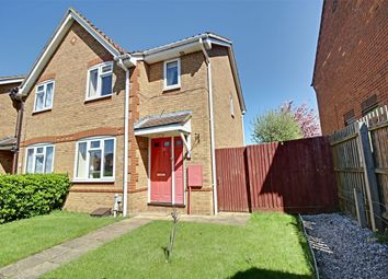 Thumbnail 3 bed end terrace house for sale in Oak Drive, Brampton, Huntingdon