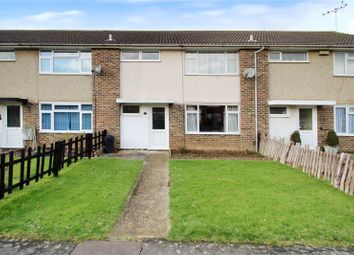 Thumbnail 3 bed terraced house for sale in Guildford Road, Rustington, Littlehampton