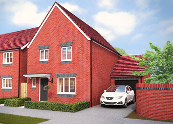 Thumbnail 3 bed terraced house for sale in The Aspen, Sommerfield Road, Hadley, Telford, Shropshire