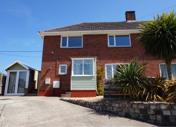 Thumbnail 3 bed semi-detached house for sale in St. Saviours Road, Totland Bay
