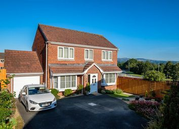 Thumbnail 3 bed detached house for sale in 10 Clywedog Drive, Llandrindod Wells
