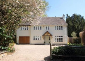 Thumbnail 5 bed detached house to rent in Silverwood Drive, Crawley Ridge, Camberley, Surrey