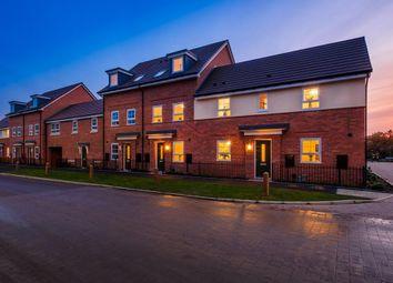 "3 bed end terrace house for sale in ""Buchanan"" at Queen Elizabeth Road, Nuneaton CV10"