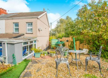 Thumbnail 2 bed end terrace house for sale in Southern Street, Caerphilly
