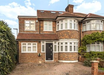 4 bed semi-detached house for sale in Cannonbury Avenue, Pinner, Middlesex HA5