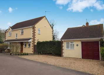 Thumbnail 4 bedroom detached house for sale in Skeifs Row, Benwick, March