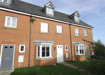 Thumbnail 4 bed town house for sale in Hartley Green Gardens, Billinge