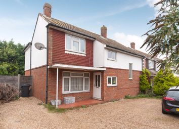 Thumbnail 4 bedroom detached house for sale in Dover Road, Walmer, Deal