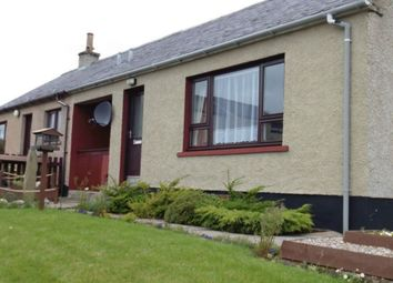 Thumbnail 2 bed semi-detached bungalow for sale in Mackay Terrace, Melvich, Thurso