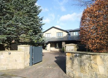 Thumbnail 5 bed detached house for sale in Richmond Way, Darras Hall, Ponteland