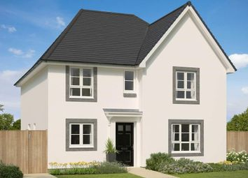"Thumbnail 4 bedroom detached house for sale in ""Harris"" at Oldmeldrum Road, Inverurie"