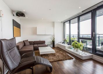 Thumbnail 2 bed flat for sale in Cadmium Square, London