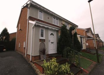Thumbnail 3 bed semi-detached house for sale in Wodehouse Road, Leicester