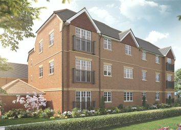 Thumbnail 2 bed flat for sale in Equestrian Walk, Biggs Lane, Arborfield Green