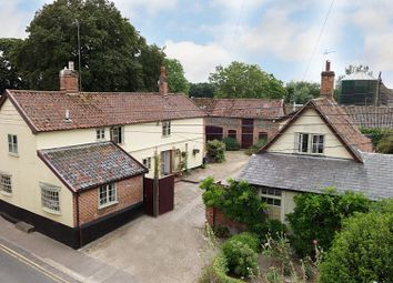 Thumbnail 6 bed detached house for sale in Bury Road, Ixworth, Bury St. Edmunds