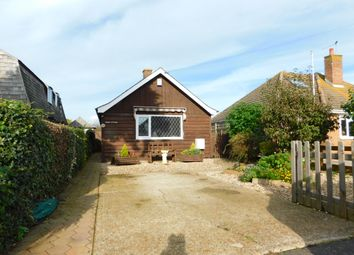 Thumbnail 2 bed detached bungalow for sale in Priory Close, Pevensey Bay