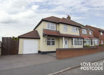 Thumbnail 4 bed semi-detached house for sale in Castle Street, Hill Top, West Bromwich