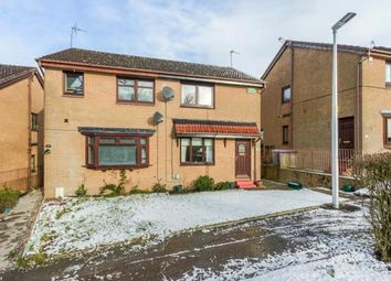Thumbnail 2 bed semi-detached house for sale in Menteith Place, Rutherglen, Glasgow, South Lanarkshire