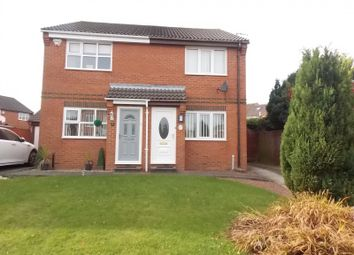 Thumbnail 2 bed semi-detached house to rent in Parklands, Wardley, Gateshead