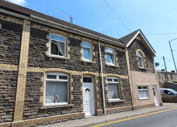 Thumbnail 2 bed flat for sale in Newport Road, Cwmcarn, Newport