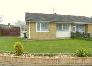 Thumbnail 2 bed bungalow to rent in Highcroft Avenue, Bognor Regis