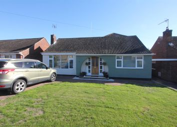 Thumbnail 2 bed detached bungalow for sale in The Fleet, Stoney Stanton, Leicester