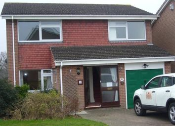 Thumbnail 4 bed detached house to rent in Duncans Drive, Fareham