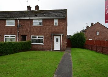 Thumbnail 2 bed terraced house to rent in Dyserth Road, Blacon, Chester