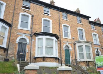 Thumbnail 1 bedroom flat to rent in Westbourne Grove, Scarborough, North Yorkshire