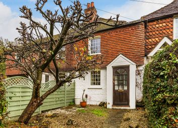 Thumbnail 1 bed cottage for sale in Westerham Road, Oxted