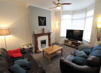Thumbnail 4 bed terraced house to rent in Marlborough Road, Stoke, Coventry